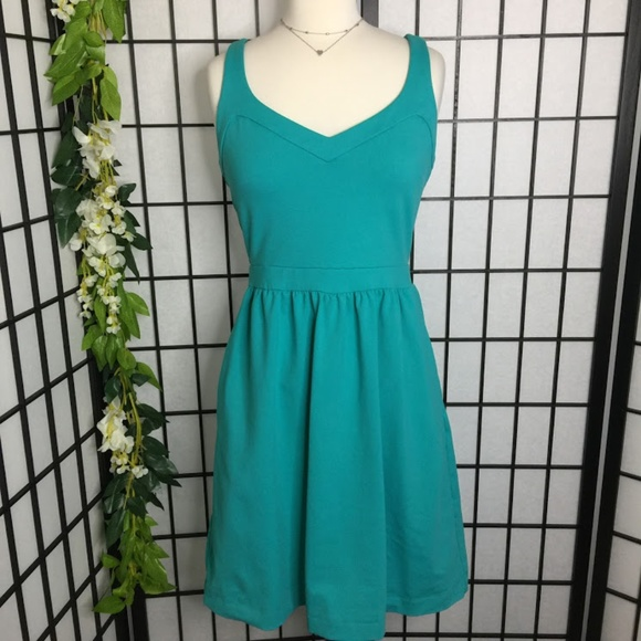 013ae57cf7 Cynthia Rowley Dresses   Skirts - Cynthia Rowley Teal Blue Dress Size ...